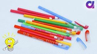 Download Best Use Of Waste pen idea | DIY ROOM DECOR | Artkala 386 Video