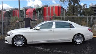 Download The $200,000 Mercedes-Maybach S600 Is an Insane Luxury Sedan Video