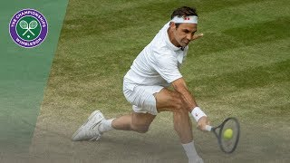 Download Best Rallies of Wimbledon 2019 Video