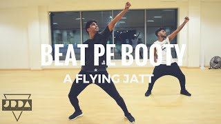 Download Beat Pe Booty - A Flying Jatt | DANCE COVER | Tiger S, Jacqueline F | @JeyaRaveendran Choreography Video