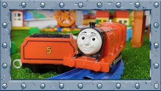 Download James No. 5 Engine ♦ Lost Tender Story ♦ Accidents will Happen with Thomas and Friends Video