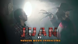 Download Juan Vs. Horror Movie Characters | David Lopez Video