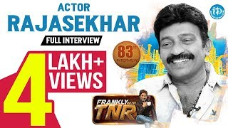 Download Actor Rajasekhar Exclusive Interview   Frankly With TNR #83   Talking Movies With iDream #554 Video