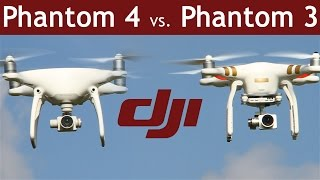 Download DJI Phantom 4 vs Phantom 3 | Which is the better drone? | COMPARISON Video