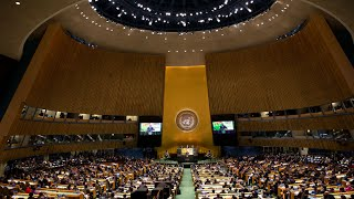 Download LIVE: 70th session of UNGA: Day 1 (English Audio) Video