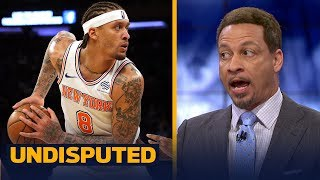 Download Chris Broussard on Michael Beasley's one-year deal with the Lakers | NBA | UNDISPUTED Video