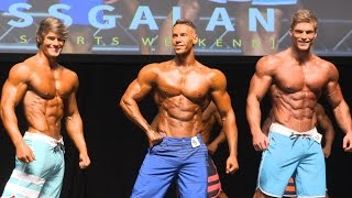 Download Men`s Physique Pros full video (HD) Video