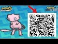 Download MEW QR CODE EVENT GAMEPLAY! POKEMON ULTRA SUN AND MOON HOW TO GET MEW! Video