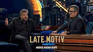 Download LATE MOTIV - Raúl Cimas. El linier y el vidente | #LateMotiv564 Video