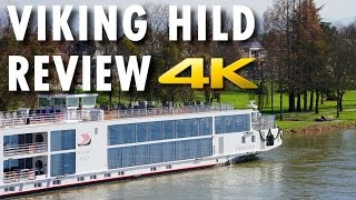Download Viking Hild Tour & Review ~ Viking River Cruises ~ Cruise Longship Tour & Review [4K Ultra HD] Video