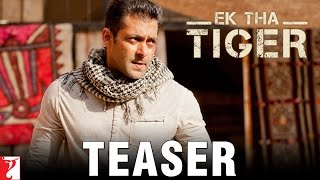 Download Ek Tha Tiger   Official Teaser   Salman Khan   Katrina Kaif Video