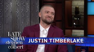 Download Justin Timberlake Shared A Trailer With Kate Winslet Video