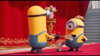 Download Minions,Stuart-snow globe Video