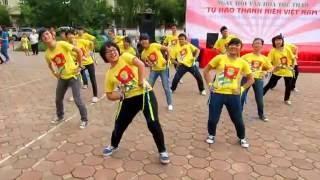 Download Té nước - Dân vũ quốc tế Video