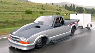 Download Larry Larson's 3000hp Truck DOMINATES 1200 Mile Race!!! Video