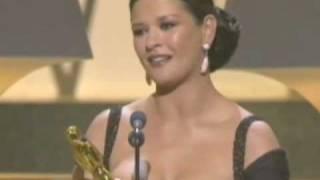 Download Catherine Zeta-Jones winning an Oscar® for ″Chicago″ Video