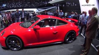 Download Ordering The New Porsche GT3 Video