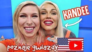Download Poznaję gwiazdy YouTube z USA! Kandee Johnson, Zach King ▶️ VIDCON 2018 | Agnieszka Grzelak Vlog Video