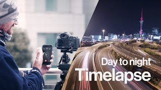 Download Tutorial: How to Setup a Motion Day-to-Night Traffic Timelapse - Mark Thorpe Video