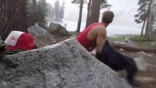 Download Lightning Strike Jennie Lake Video