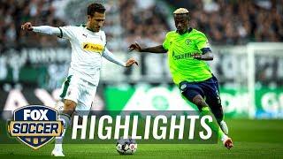 Download Monchengladbach vs. Schalke 04 | 2018-19 Bundesliga Highlights Video