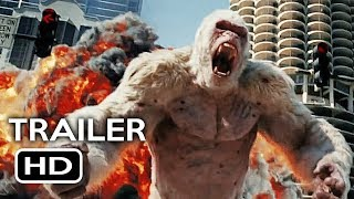 Download Rampage Official Trailer #1 (2018) Dwayne Johnson Monster Action Movie HD Video