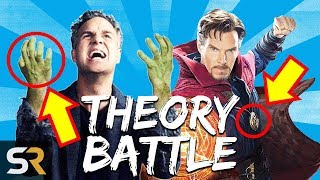 Download Is Hulk A Skrull OR Did Doctor Strange Use The Time Stone? | THEORY BATTLE Video