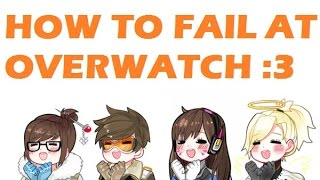 Download OASIS'S HOUSE TOUR & HOW TO FAIL AT OVERWATCH :3 Video