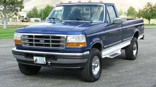 Download 1997 Ford F250 7.3 4x4 FOR SALE at the Sun Valley Auto Club Video