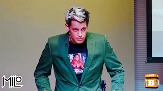 Download MILO Yiannopoulos Effortlessly Takes Apart Black Feminist NAACP President At WCU Video
