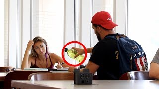 Download COOKING IN THE LIBRARY PRANK!! Video