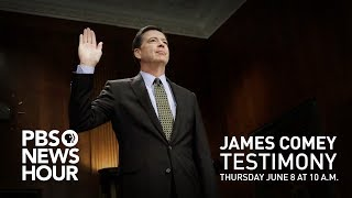 Download WATCH LIVE: James Comey testifies about Russian interference in U.S. election Video