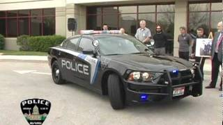 Download Building a new Patrol Car - from the bumper up. Video