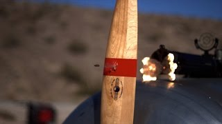 Download Bullets vs Propeller in Slow Motion - The Slow Mo Guys Video