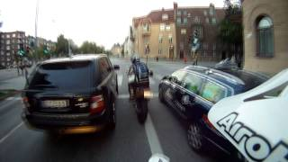 Download Stockholm City - One big supermoto track Video