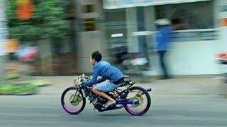 Download Nổi Kinh Hoàng Của Yamaha Exciter Độ 62mm Dên Zin   Việt Q8 😱 Video