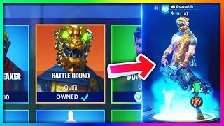 """Download How To Get NEW """"Battle Hound"""" LEGENDARY SKIN For *FREE* in Fortnite! Video"""