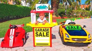 Download Vlad and Nikita Pretend Play with Toy Cars Video