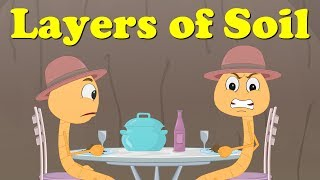 Download Layers of Soil for Kids | #aumsum #kids #education #science #learn Video