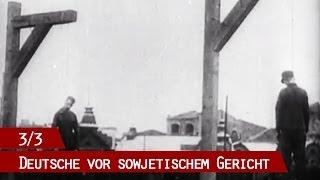 Download Der Charkow-Prozeß (3/3) - Deutsche vor einem sowjetischen Militärgericht Video