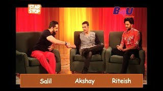 Download ″Comic Timing, Facial Expressions, Improvisation comes with experience″-Akshay Kumar | Housefull3 Video