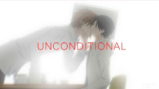 Download Sekai Ichi Hatsukoi AMV - Unconditionally - Yukina X Kisa Video