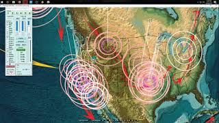 Download 4/20/2018 - West Coast California OIL PUMPING OPERATIONS struck by Earthquakes Video