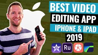 Download Best Video Editing App for iPhone & iPad (2019 Review!) Video