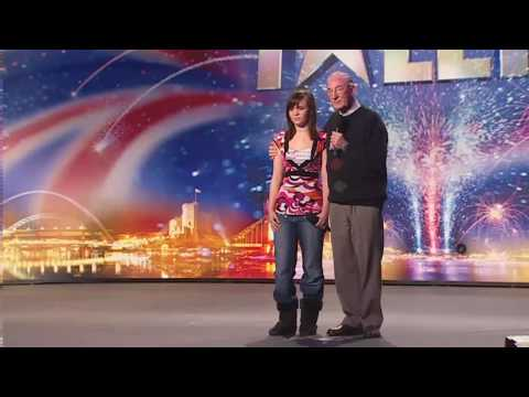 Britain's Got Talent 2009 - A Whole New World - 2 Grand - First Audition