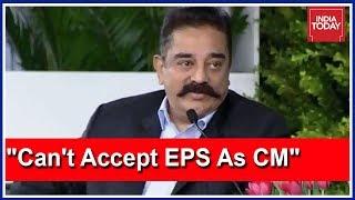 Download Kamal Haasan: ″Can't Accept Murder Accused EPS As CM″ | Kodanad Burglary Case Video