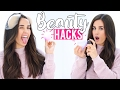 Download Strange beauty hacks tested | Patry Jordan Video