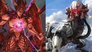 Download 10 extremely tough bosses in recent games Video