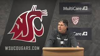 Download Mike Leach Press Conference Oct. 15 Video