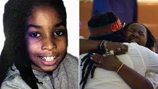 Download Funeral held for slain 10-year-old Makiyah Wilson Video